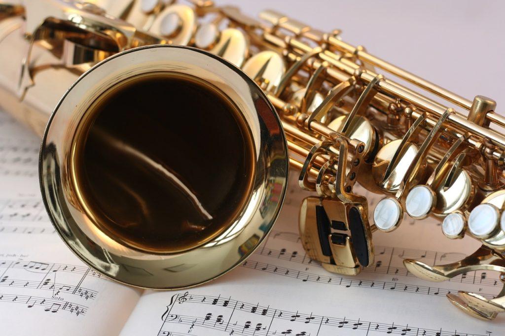 Saxophone - Stage de musique